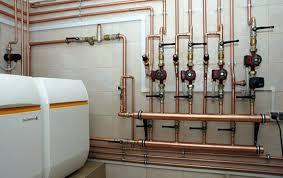 Ввод водопровода в жилой дом